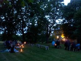 Piknik-ilta vuonna 2012