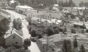 Taivassalon kirkonkylä
