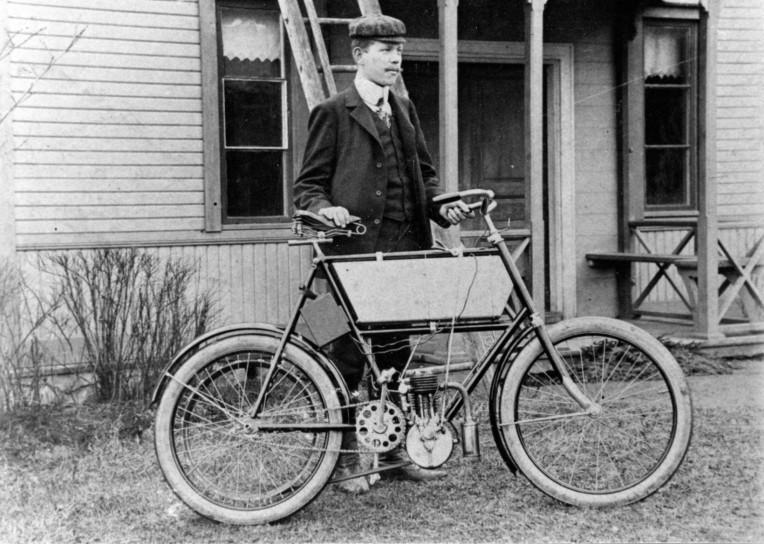 Moottoripolkupyörä